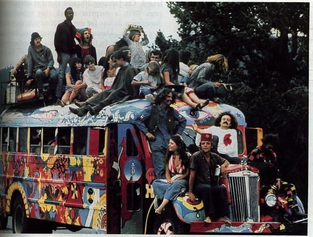 Rise of the Counterculture