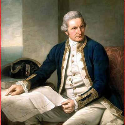 Captain Cook timeline