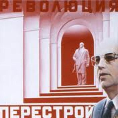 Peresrokia and Glasnost