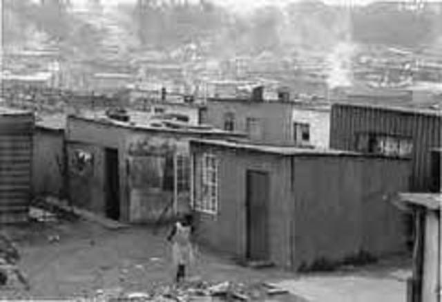 The Bantu Homelands Act.