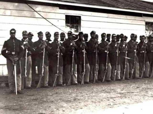 54th Massachusetts Infantry