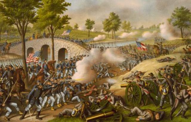Battle of Anteitam