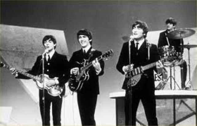 Beatles Appearance on Ed Sullivan Show