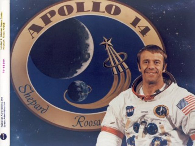 Alan Shepard Became the First American in Space