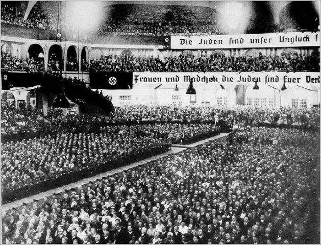 Nazi Party  Rises