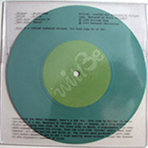 Monsieur B limited vinyl edition