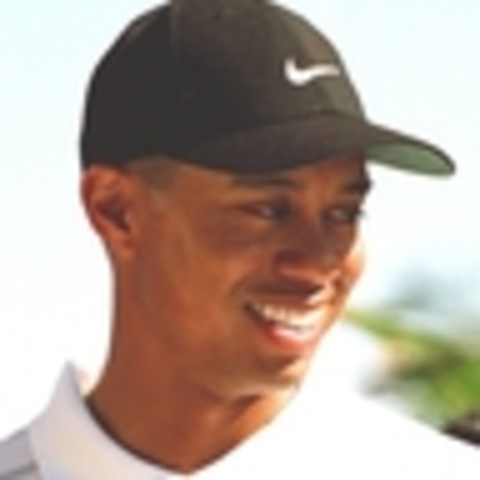 Tiger Woods is born