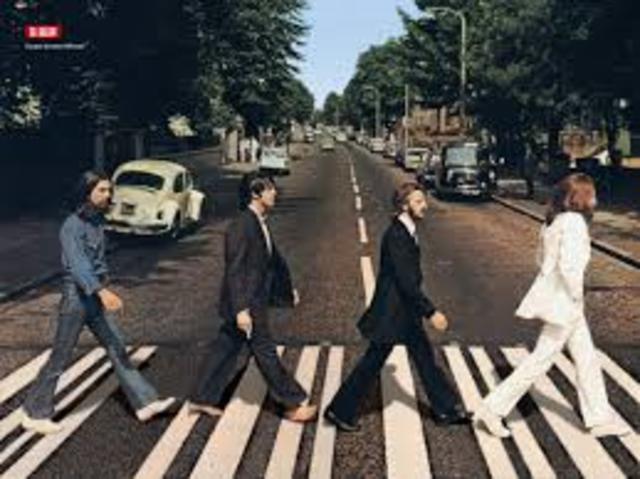 The Beatles Breakup