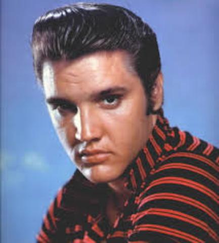 Elivs Presley dies