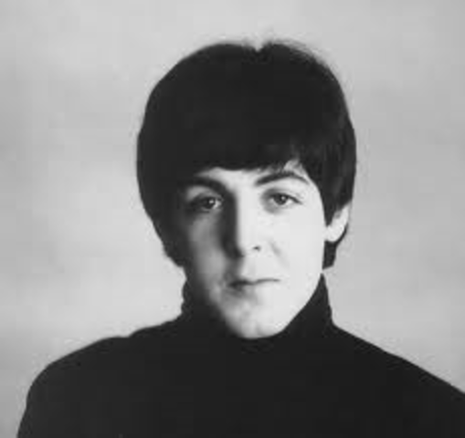 Paul McCartney leaves the Beatles