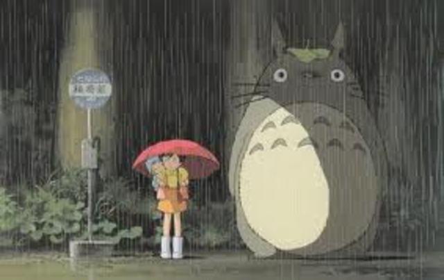 My Neighbor Totoro Released
