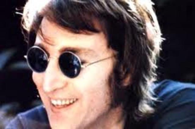 John Lennon killed