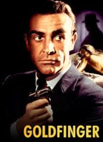 Goldfinger: James Bond