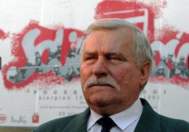 Lech Walesa and the Polish Solidarity Movement