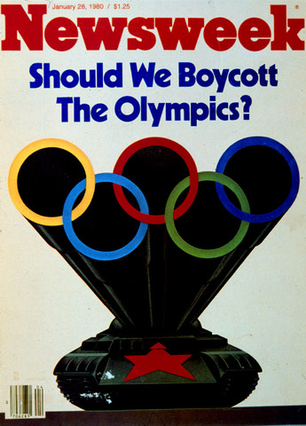 1980 Moscow Summer Olympics