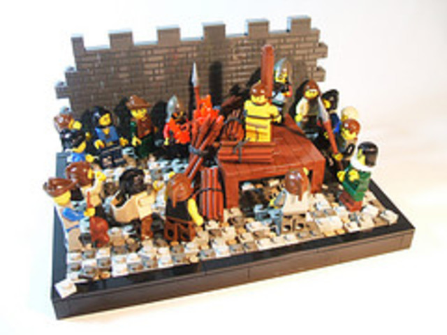 Execution of William Tyndale