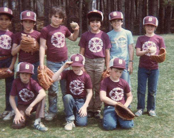 Hyde Park Jr. League Champs (Braves)