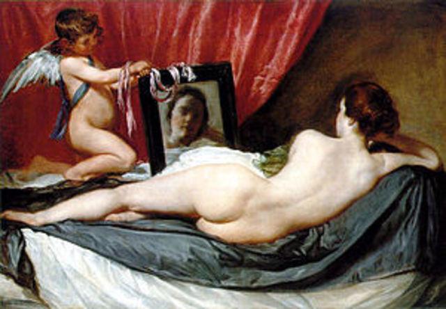 Venus del espejo