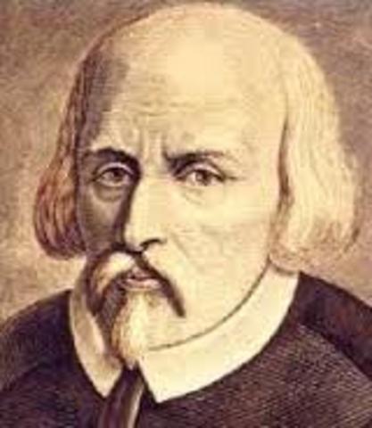 Nace Pedro Calderón de la Barca