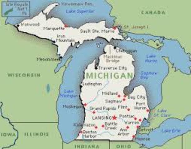 Trip to Michigan