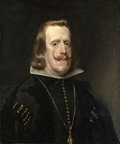 Nace Felipe IV