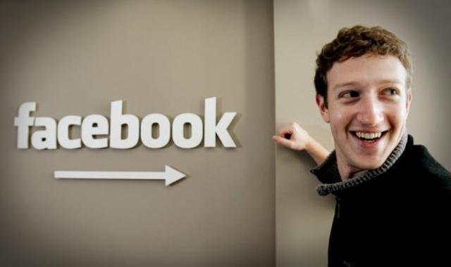 Facebook- Mark Zuckerberg