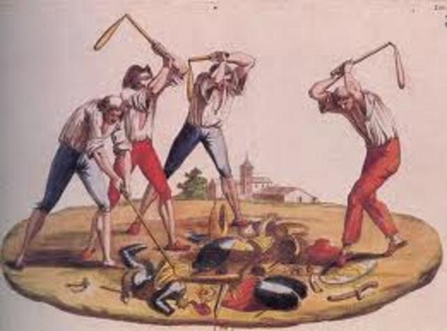 Royalist Riots