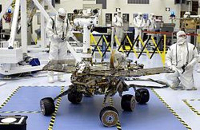 Oppurtunity (Rover)