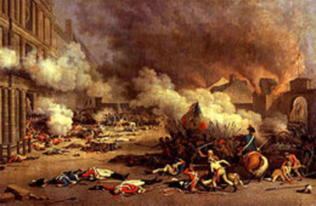 Jacobin Massacre
