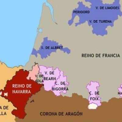Nafarroako Historia timeline