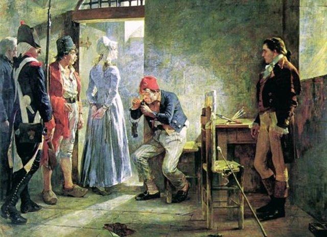 Croday's Execution