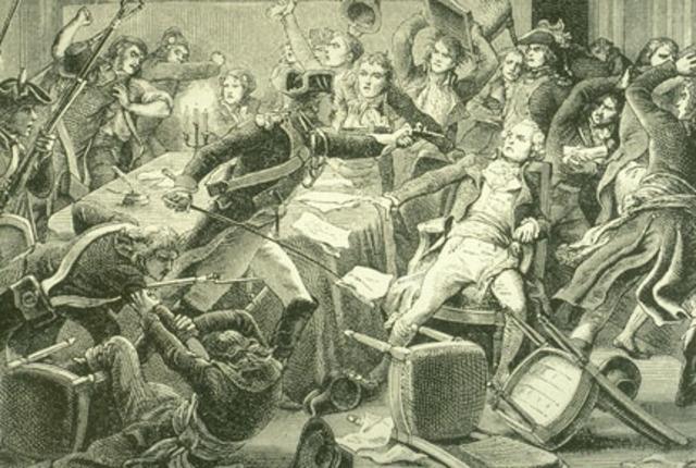 Jacobin Club Suppressed