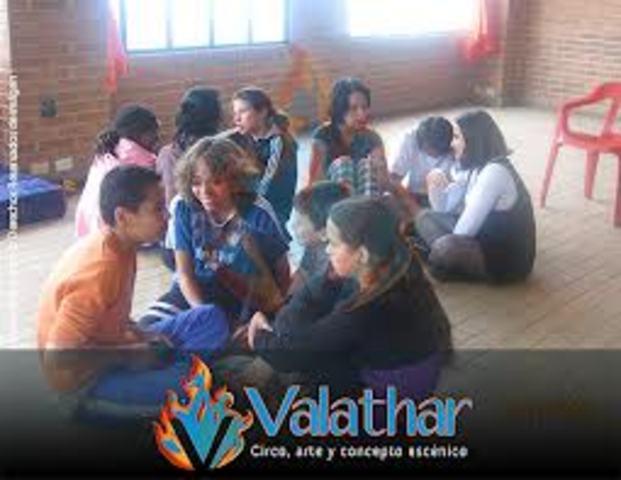 Trabajo Social en Colombia