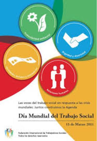 II Congreso Panamericano de Trabajo Social