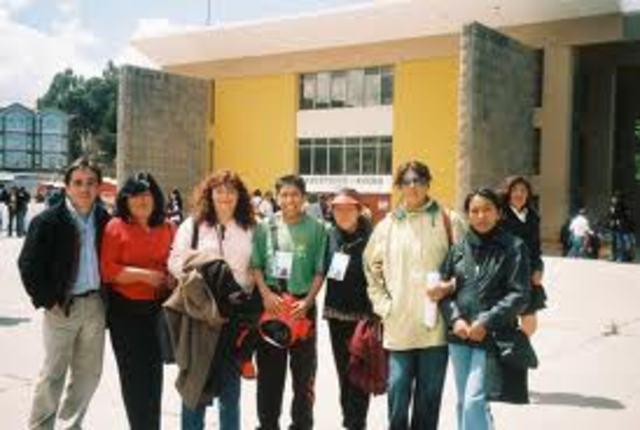 V Congreso Panamericano de Trabajo Social