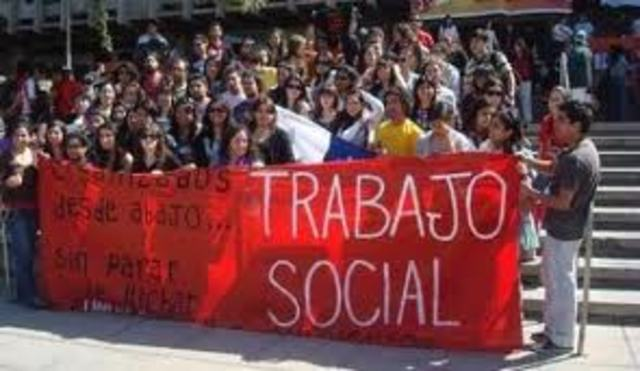 Trabajo Social Latinoamericano