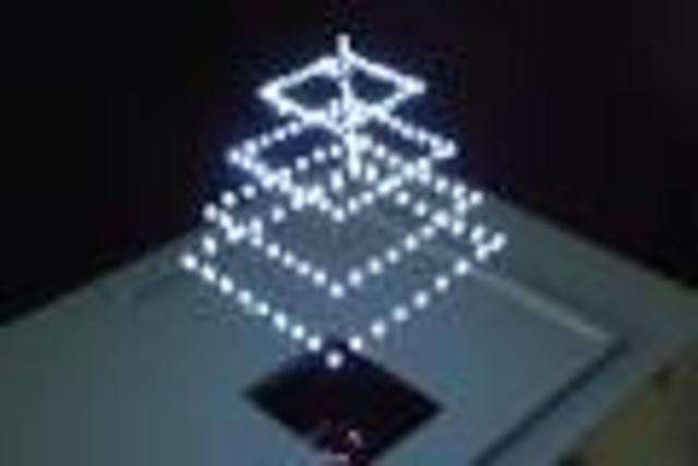 3-D Hologram
