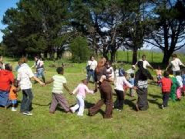 Trabajo Social Sudáfrica