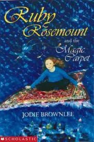 Ruby Rosemount and theMagic Carpet