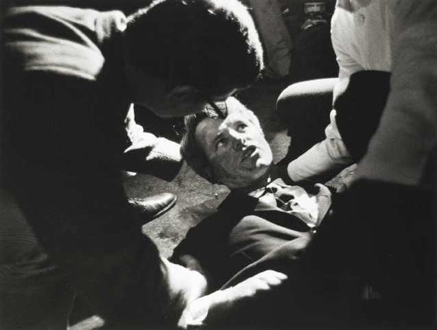 Robert Kennedy Assasinated