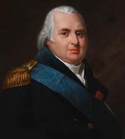 Dauphin and Louis XVIII