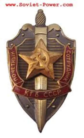 KGB: Committe for State Security