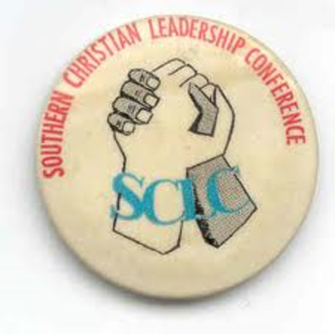 SCLC Founded