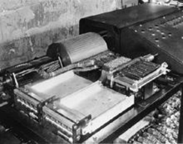 la primera computadora digital electronica