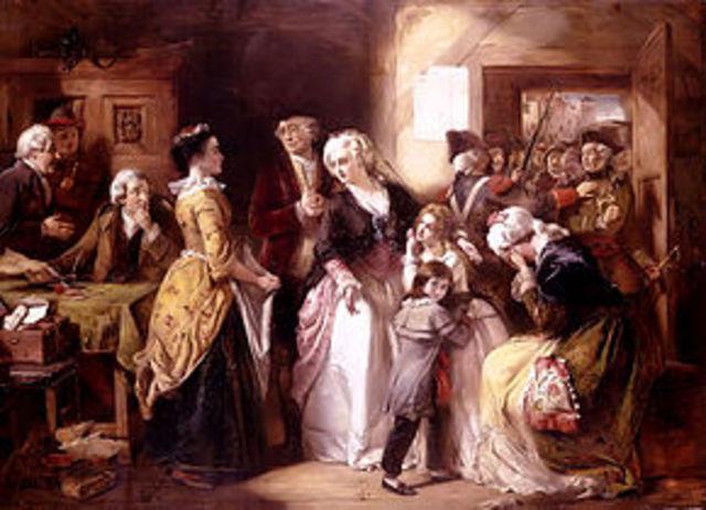 The Flee of Louis XVI