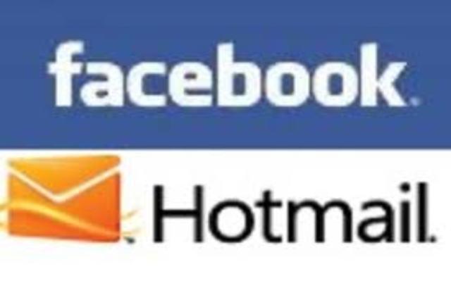 HOTMAIL Y FACEBOOK