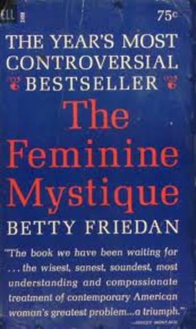Publication of Feminine Mystique