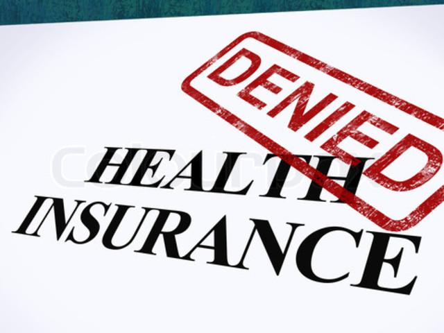 Jews not allowed health insurance