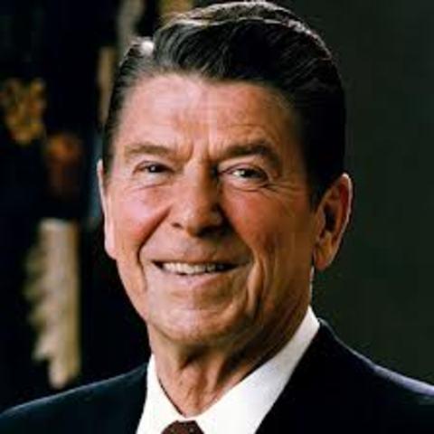 Ronald Reagan Shot