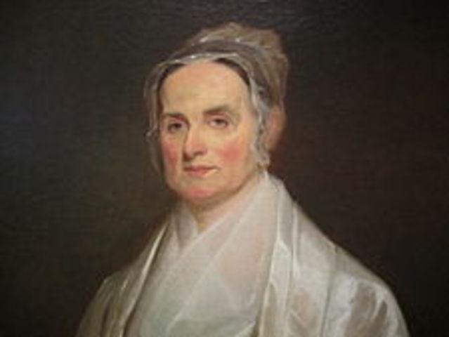 Lucretia Coffen Mott